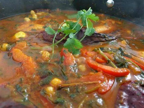 קציצות טונה מרוקאיות ברוטב עגבניות