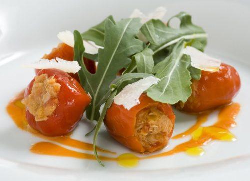 Starkistפלפלונים במילוי טונה 5 אחוז ועגבניות פיקנטי