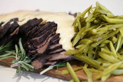 בשר בבישול ארוך איטלקי