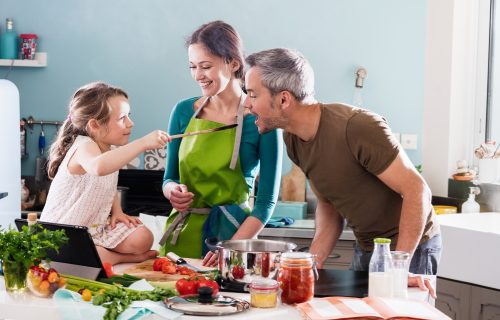 לעבור את משבר הקורונה עם ארוחות כיפיות ומזינות לילדים